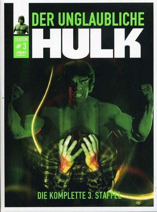 Watch The Incredible Hulk Season 3 in English Online Free