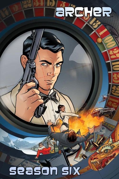 Watch Archer Season 6 in English Online Free