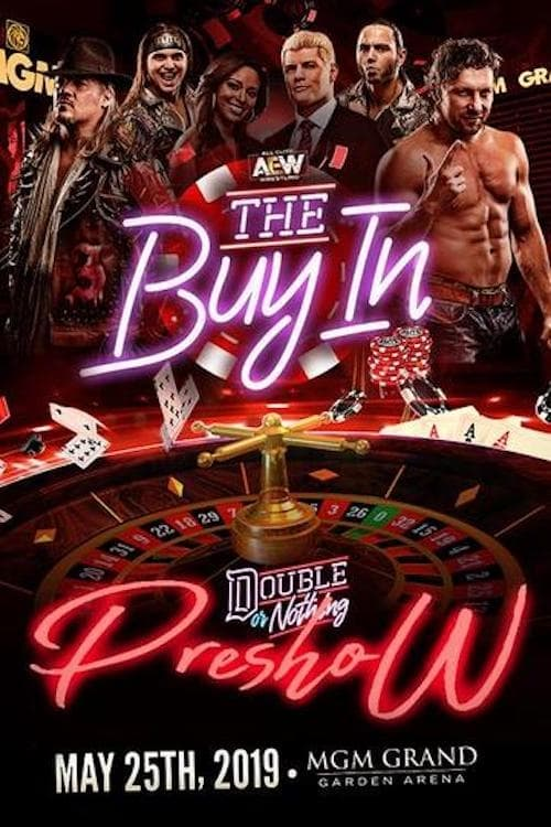 AEW Double or Nothing: The Buy-In