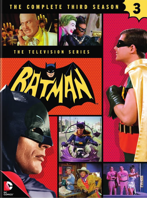 Watch Batman Season 3 in English Online Free