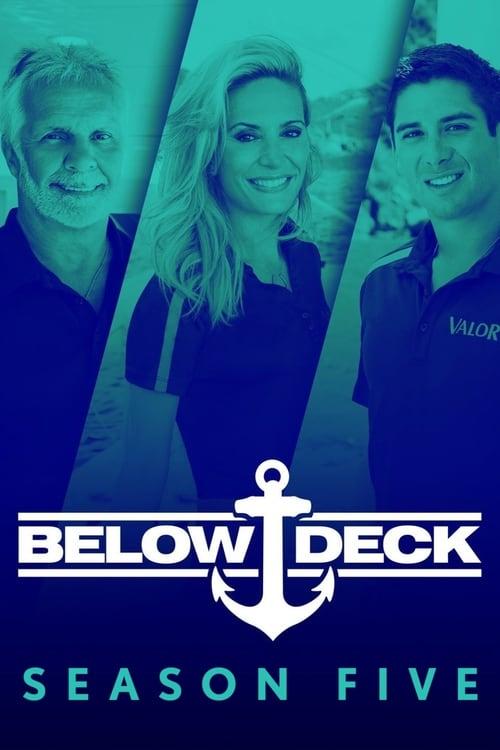 Below Deck poster