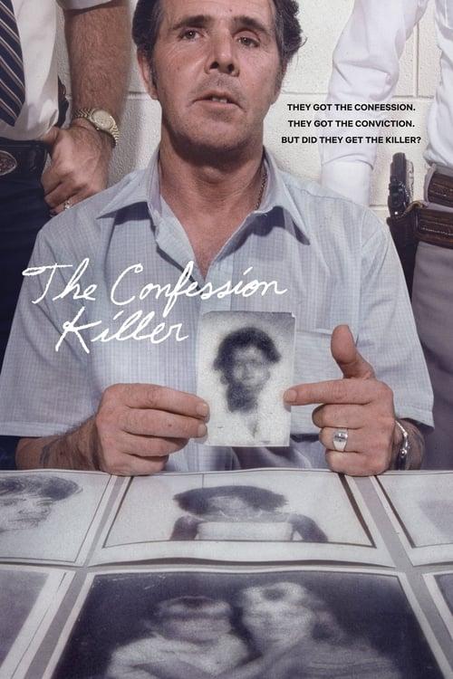 Box art for The Confession Killer