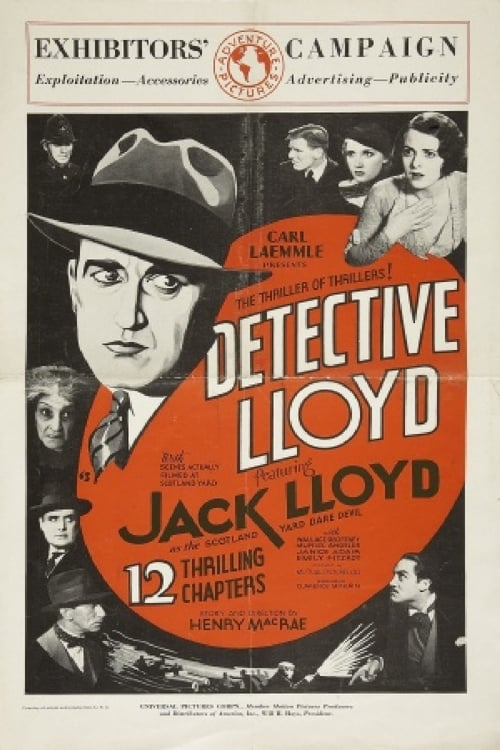 Detective Lloyd