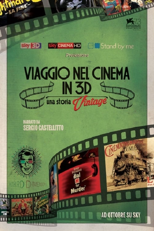 Viaggio nel Cinema in 3D: Una Storia Vintage