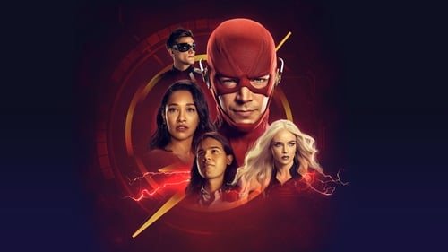 The Flash Season 4 Episode 17 : Null and Annoyed