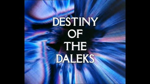 Doctor Who: Destiny of the Daleks Poster