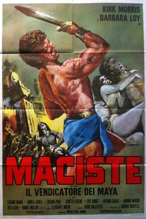 Maciste, Avenger of the Mayans