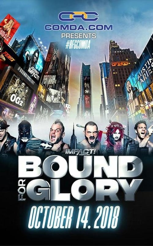 IMPACT Bound for Glory 2018