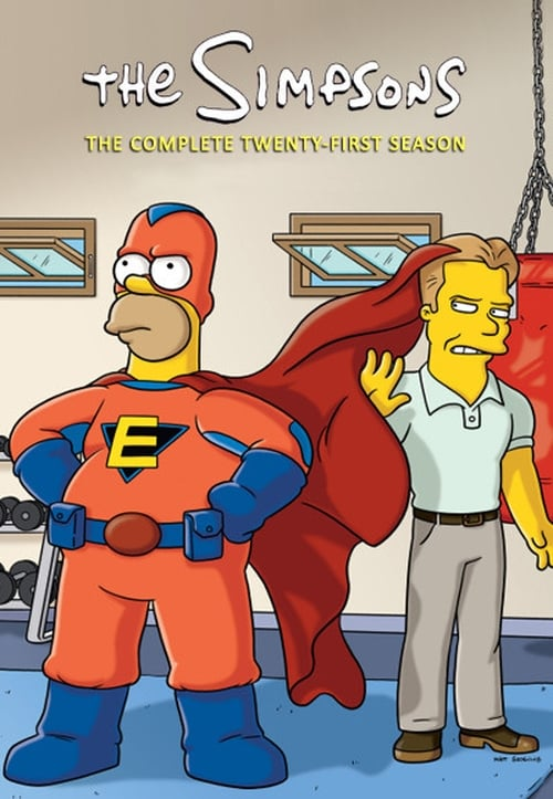 Watch The Simpsons Season 21 in English Online Free