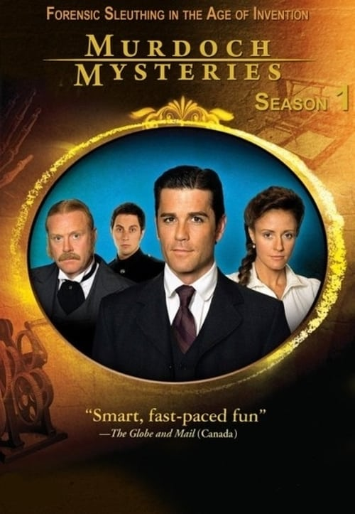 Watch Murdoch Mysteries Season 1 in English Online Free