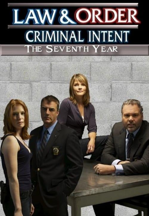 Watch Law & Order: Criminal Intent Season 7 in English Online Free