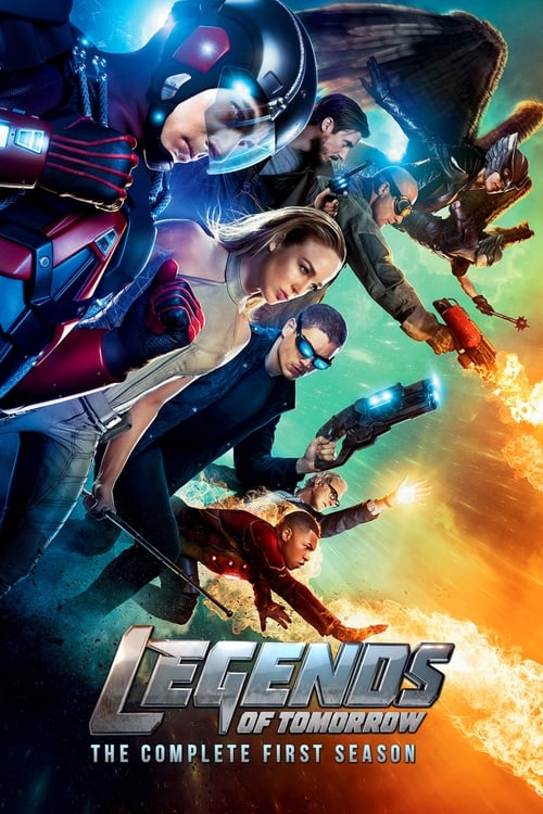 Watch DC's Legends of Tomorrow Season 1 in English Online Free