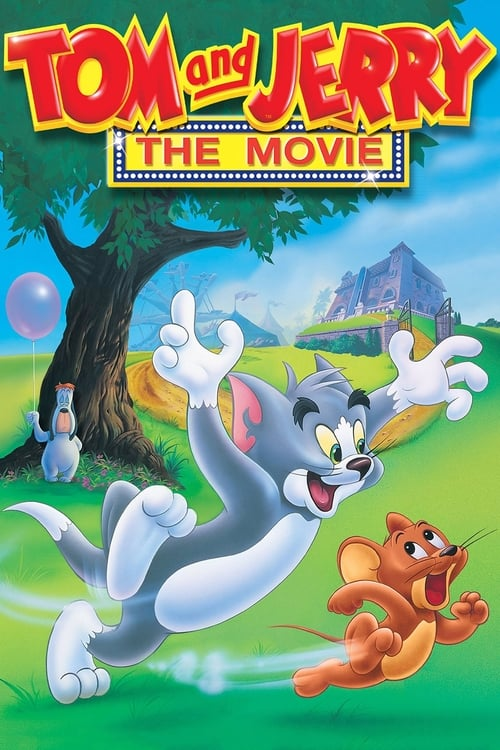 Image Tom and Jerry: The Movie 1992