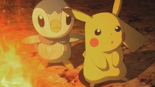 Film Pokémon: Wybieram cię! / Pokémon The Movie – I Choose You! / Gekijōban Pocket Monster: Kimi ni Kimeta!