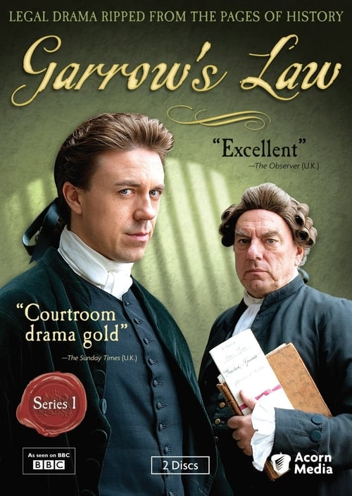 Watch Garrow's Law Season 1 in English Online Free