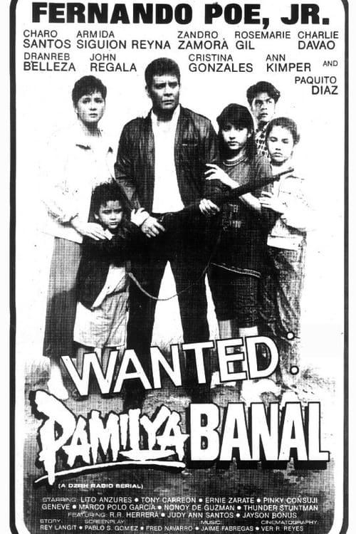 Wanted: Pamilya Banal
