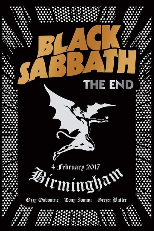 Black Sabbath: The End – Live in Birmingham