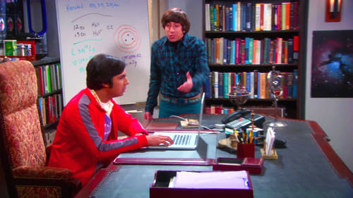 Watch The Big Bang Theory S6E21 in English Online Free | HD