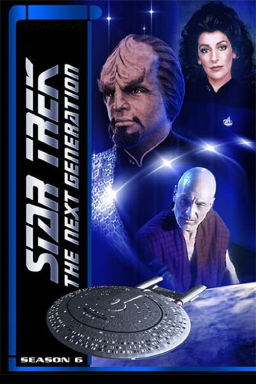Watch Star Trek: The Next Generation Season 6 in English Online Free