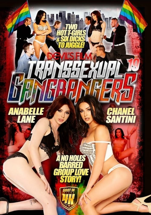 Transsexual Gang Bangers 19