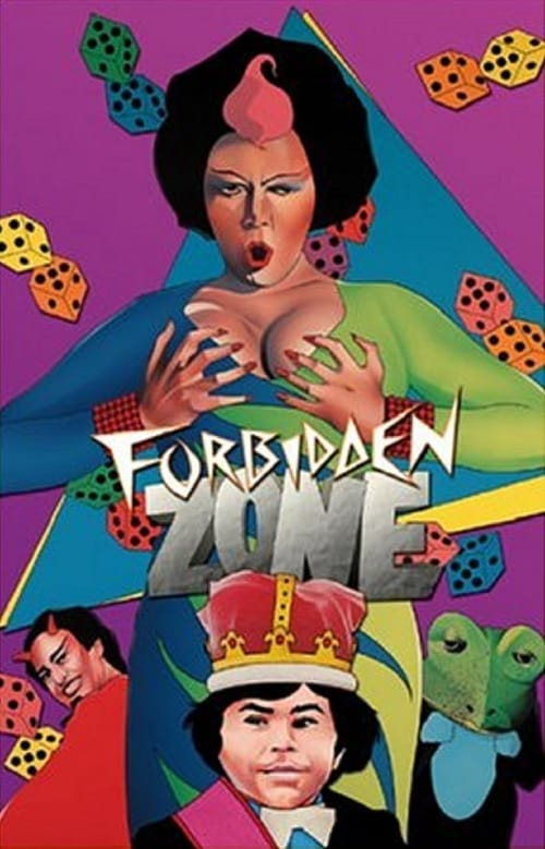 Largescale poster for Forbidden Zone