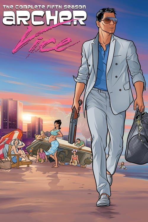 Watch Archer Vice Full Movie Download
