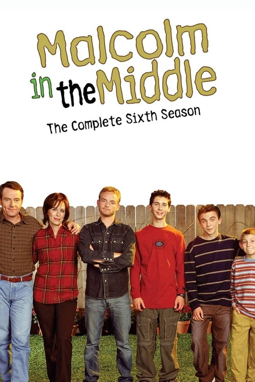 Watch Malcolm in the Middle Season 6 in English Online Free