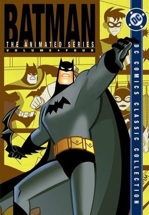 Watch Batman: The Animated Series Season 4 in English Online Free