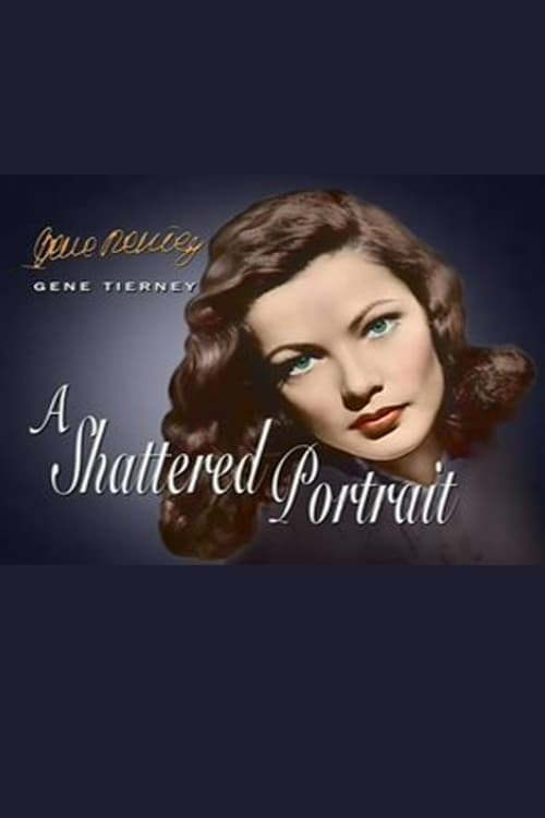 Largescale poster for Gene Tierney: A Shattered Portrait