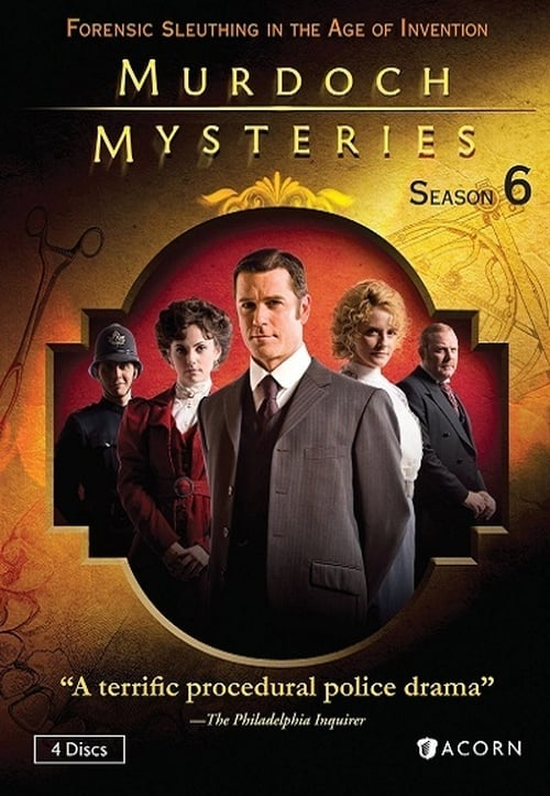 Watch Murdoch Mysteries Season 6 in English Online Free