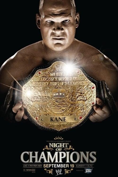 WWE Night of Champions 2010