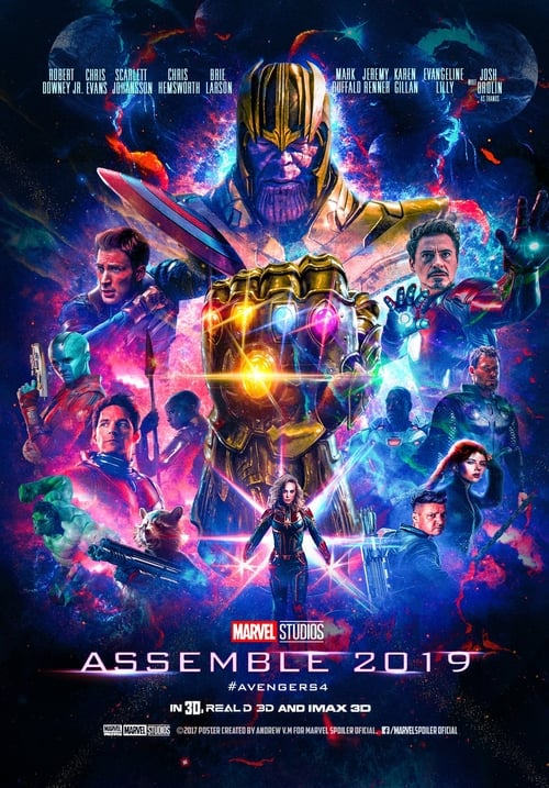 Untitled Avengers Movie poster