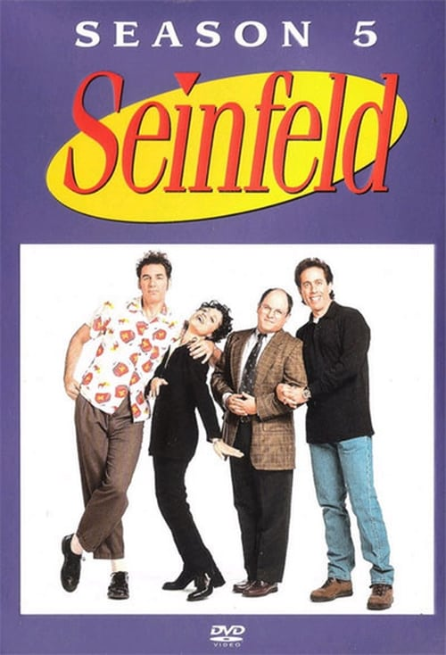 Watch Seinfeld Season 5 in English Online Free
