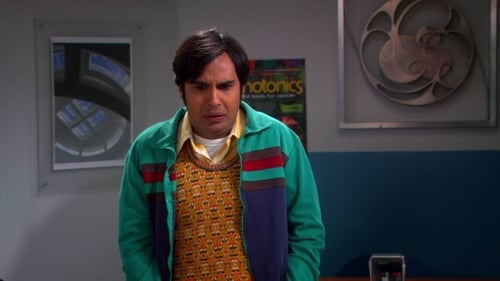 Watch The Big Bang Theory S6E8 in English Online Free | HD