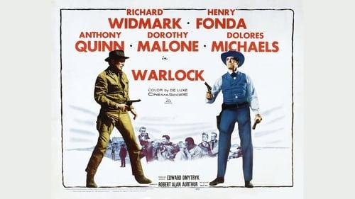 Watch Warlock (1959) in English Online Free | 720p BrRip x264