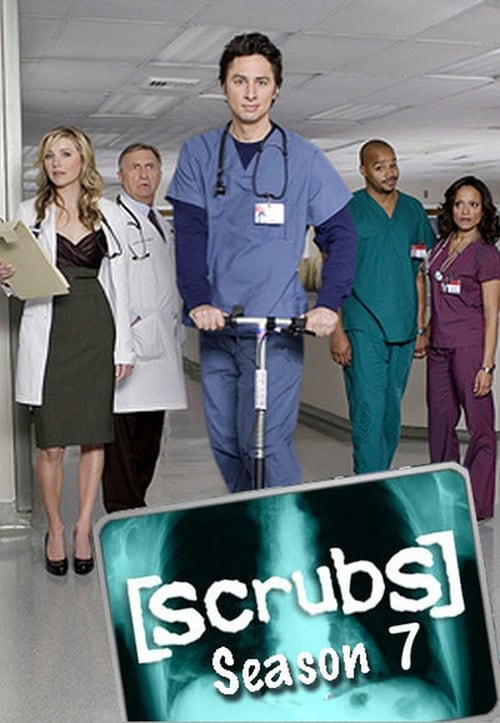 Watch Scrubs Season 7 in English Online Free