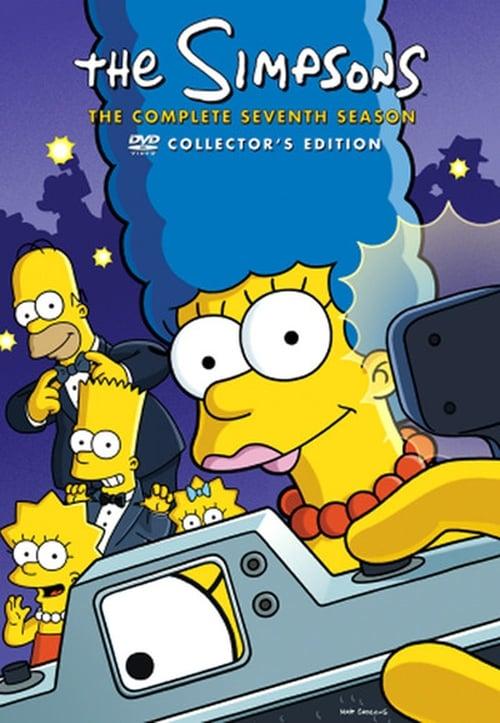 Regarder Les Simpson Saison 7 dans Français En ligne gratuit