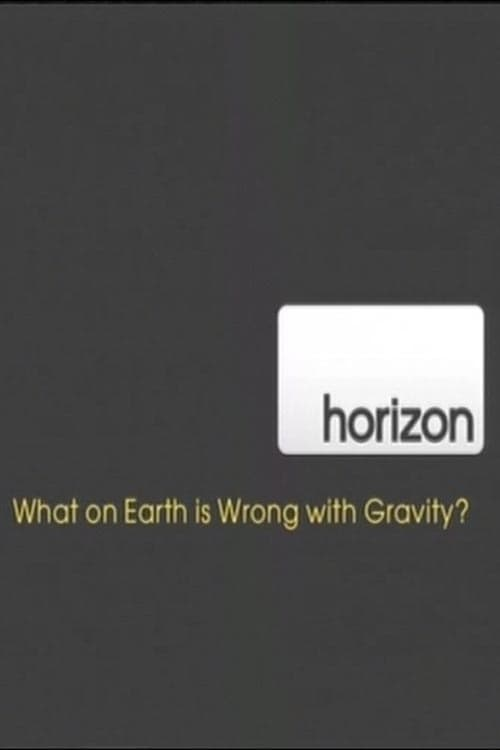 What on Earth is Wrong With Gravity