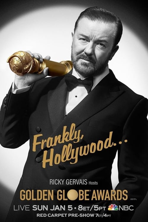 The 77th Golden Globe Awards