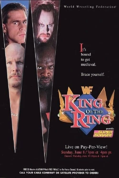 WWE King of the Ring 1997