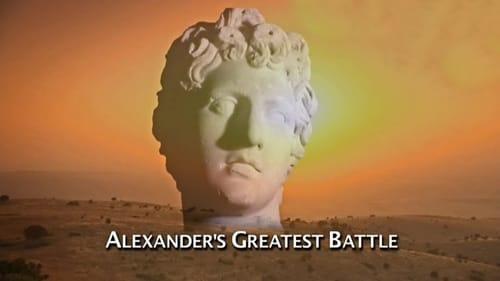 Alexander's Greatest Battle Poster