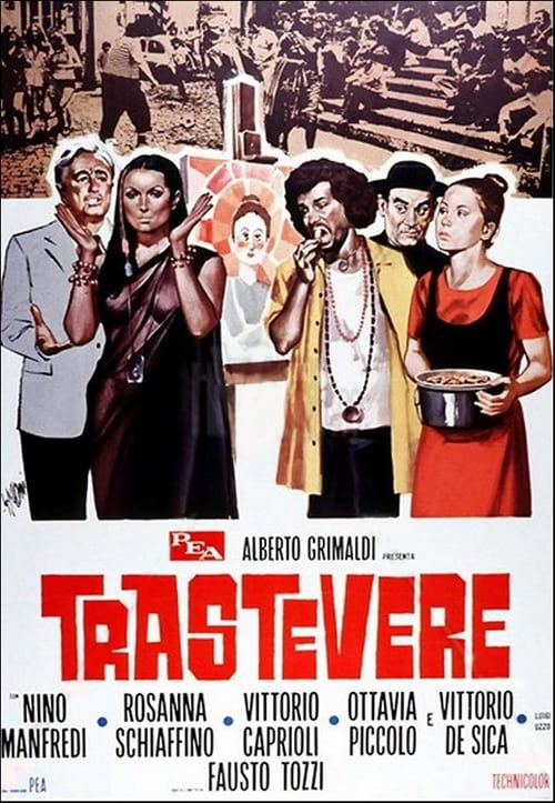 ©31-09-2019 Trastevere full movie streaming