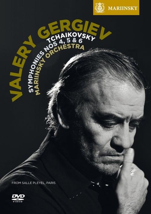Tchaikovsky: Symphonies Nos. 4, 5 & 6 - Gergiev