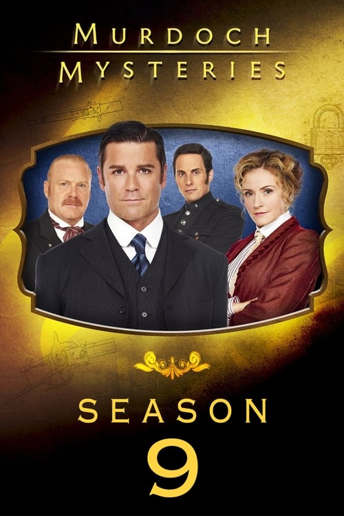 Watch Murdoch Mysteries Season 9 in English Online Free