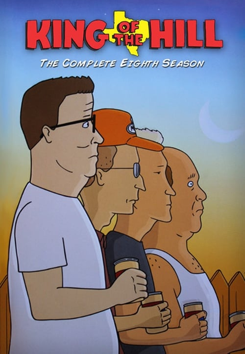 Watch King of the Hill Season 8 in English Online Free