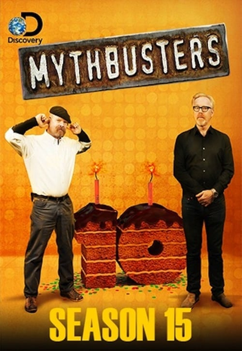 Watch MythBusters Season 15 in English Online Free