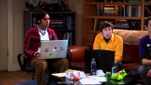Watch The Big Bang Theory S4E12 in English Online Free | HD