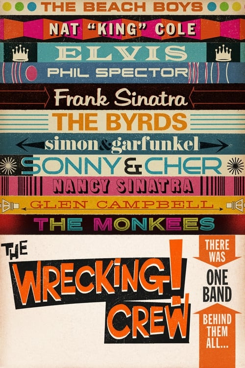 Box art for The Wrecking Crew