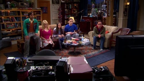 Watch The Big Bang Theory S5E24 in English Online Free | HD