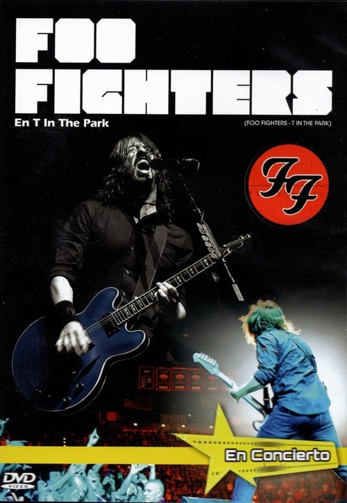 Foo Fighters - Live T In The Park